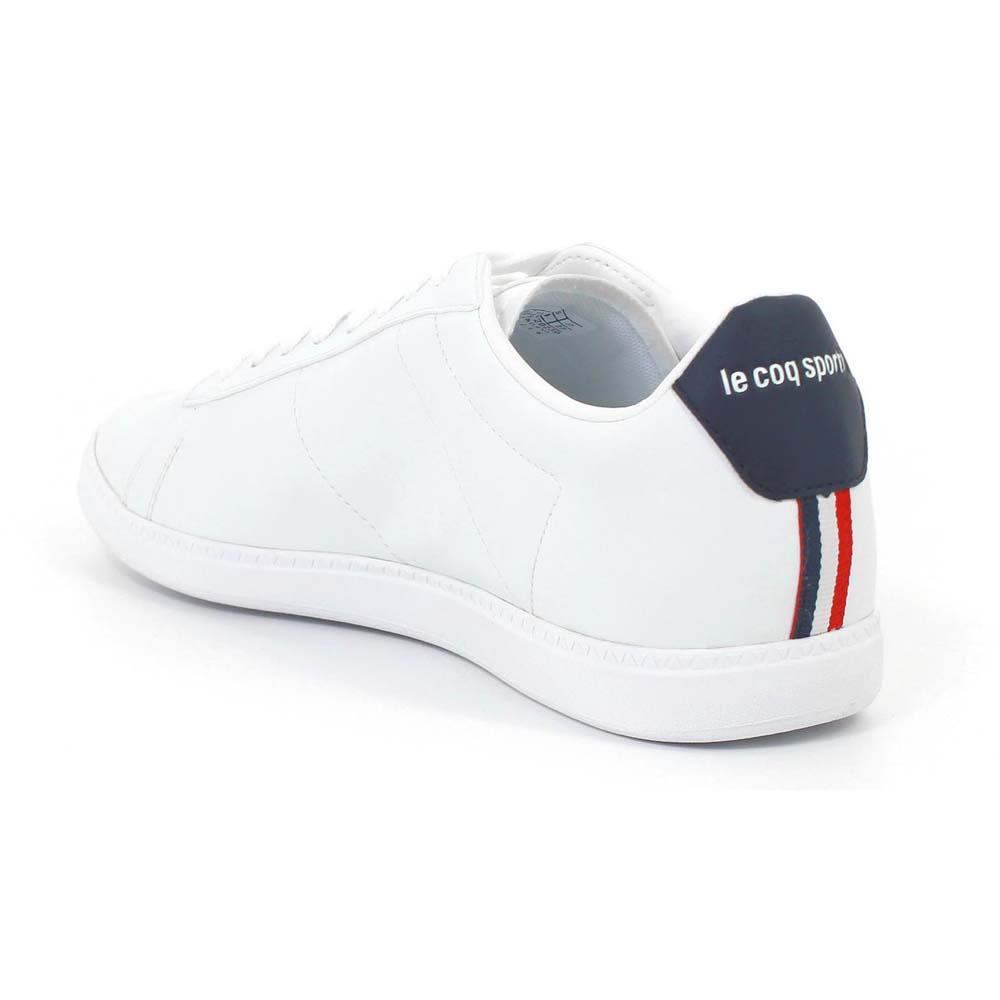 92bfcd5da748 Le coq sportif Courtset S Lea Blanc