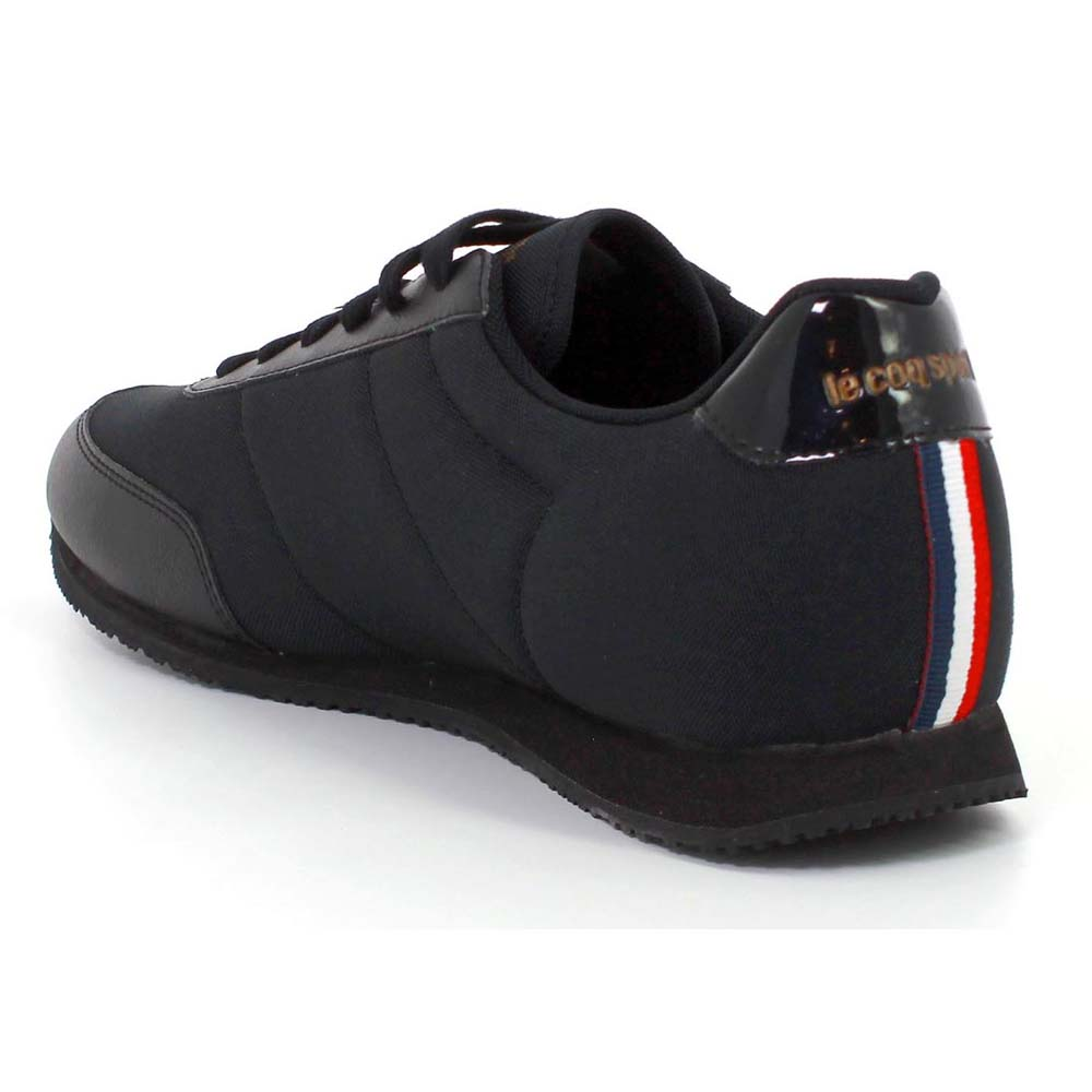 3857c872c12 Le coq sportif Racerone Nylon Patent Black, Dressinn