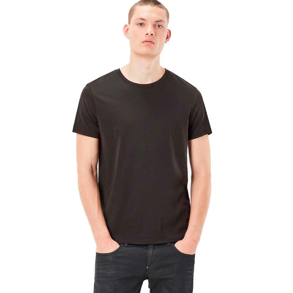 Gstar Base Heather Round Neck 2 Pack