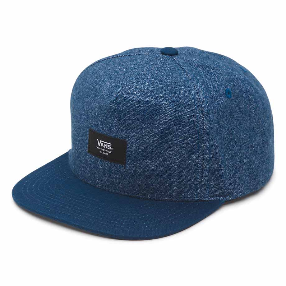 Vans Toulan Snapback Blue buy and offers on Dressinn bbffbf31205