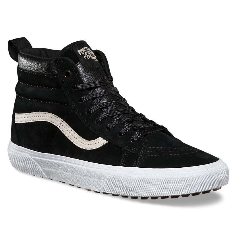 25eace8ff4b0 Vans Sk8-Hi Mte Black buy and offers on Dressinn
