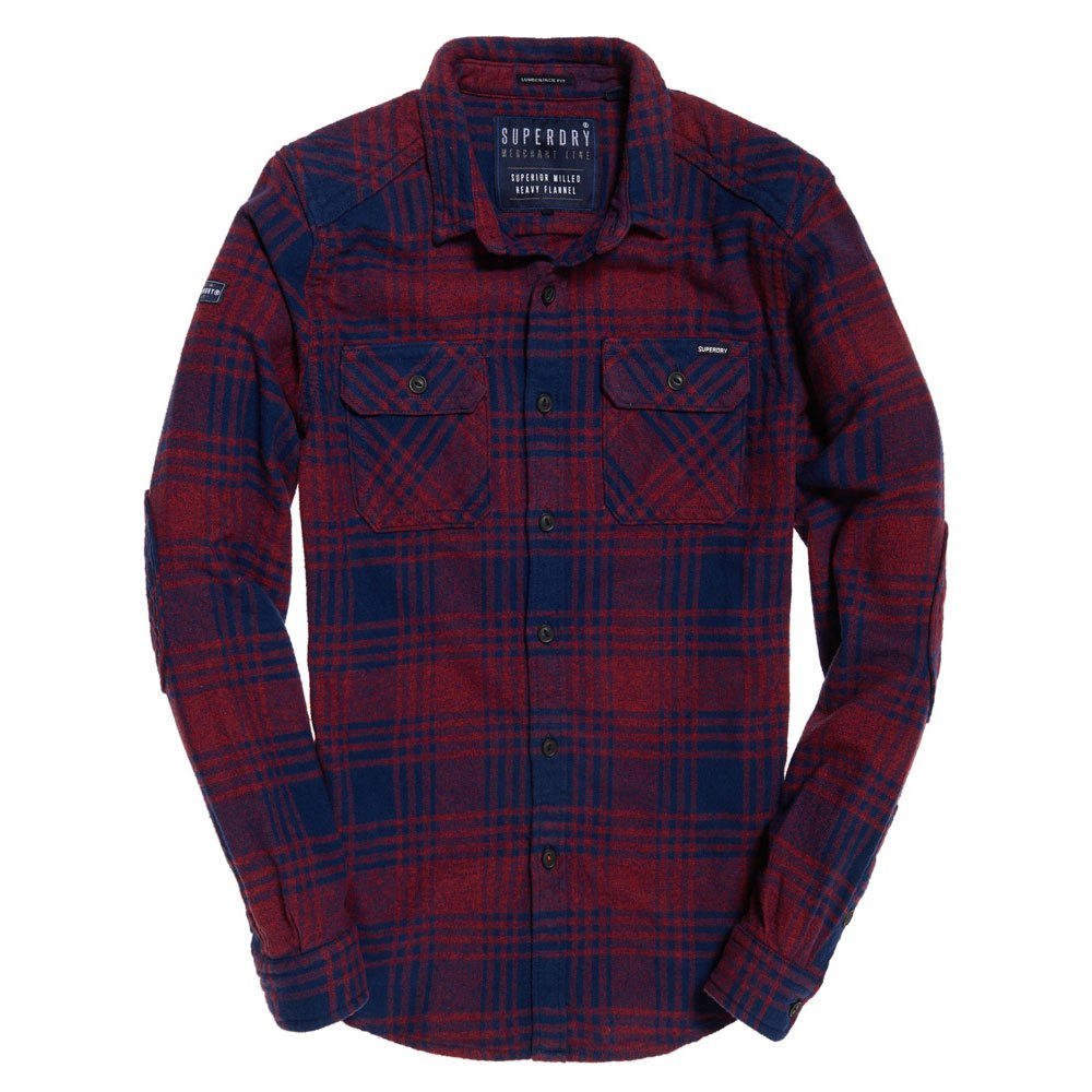 Superdry Milled Flannel