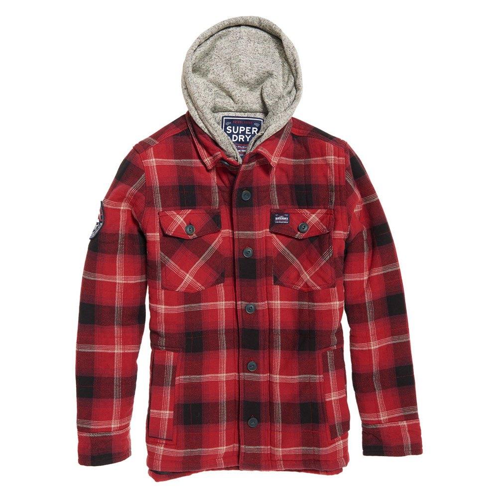 Superdry Everest Storm Shirt acheter et offres sur Dressinn