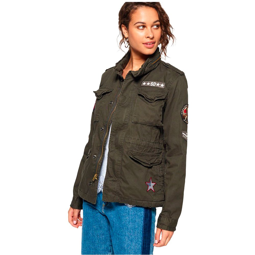 Superdry Wintr Rookie Militry Patch
