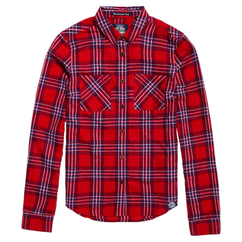 Lumberjack skjorter.
