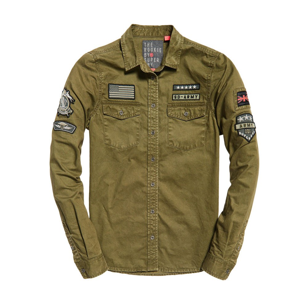 Military Shirt Superdry Buy Cheap Marketable UAxlZDhIl