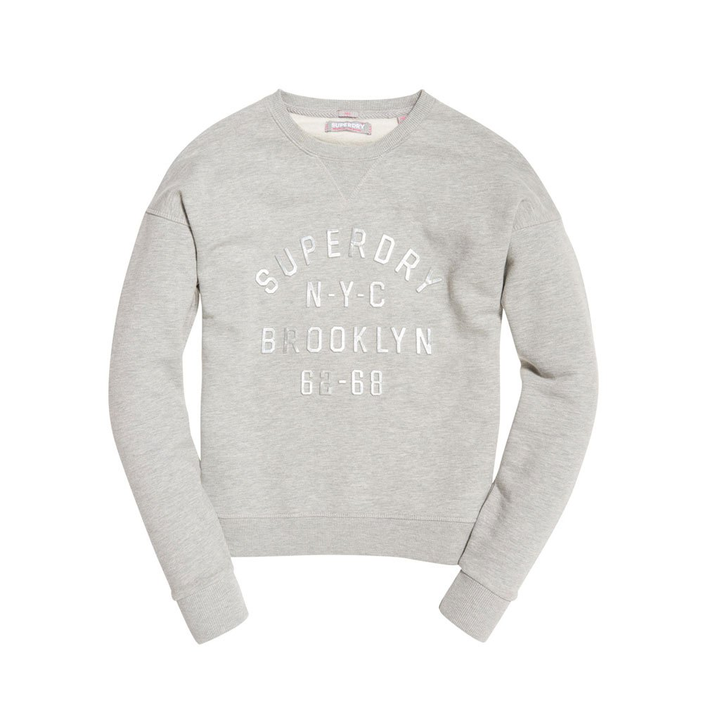 superdry embossed sport code crew buy and offers on dressinn