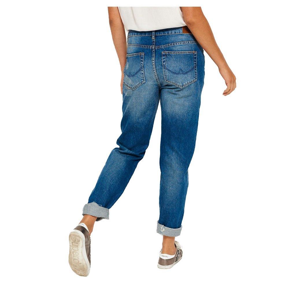 pantaloni-superdry-harper-boyfriend-l32
