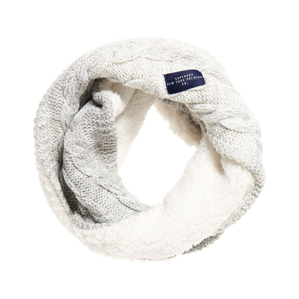 Clarrie Cable Snood Superdry