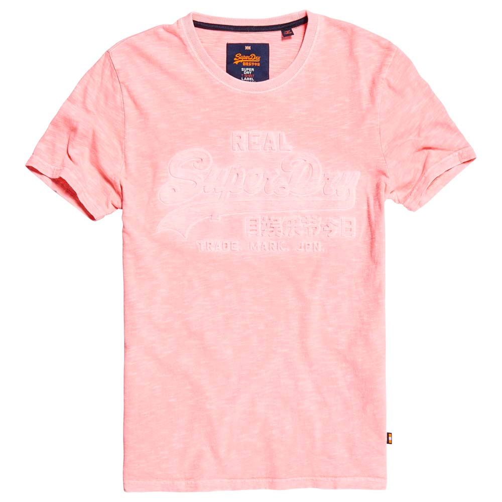 403e3464 Superdry Vintage Logo Embossed Pink buy and offers on Dressinn