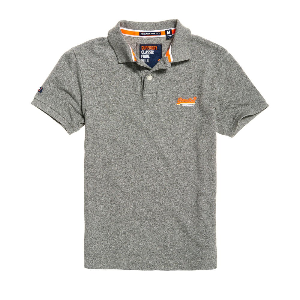 Polos Superdry Classic S/s Pique