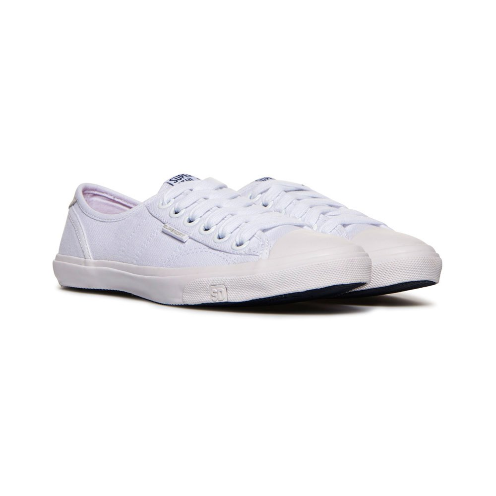 Sneakers Superdry Low Pro EU 37 White / White