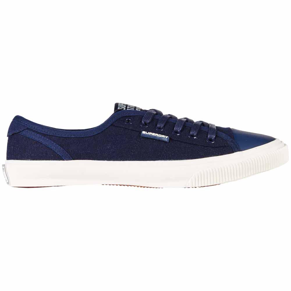 Sneakers Superdry Low Pro Luxe EU 37 Dark Navy Felt