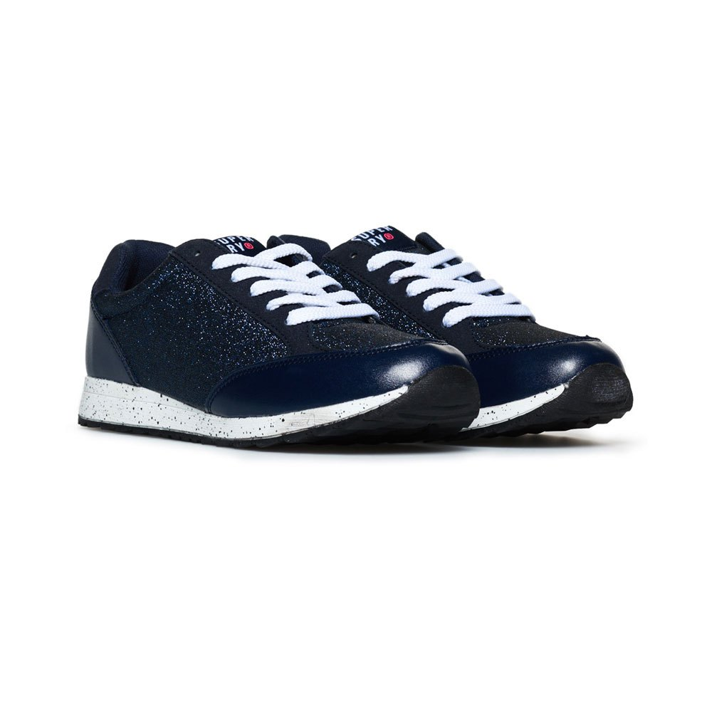 Sneakers Superdry Core Runner EU 38 Ink Navy Metallic