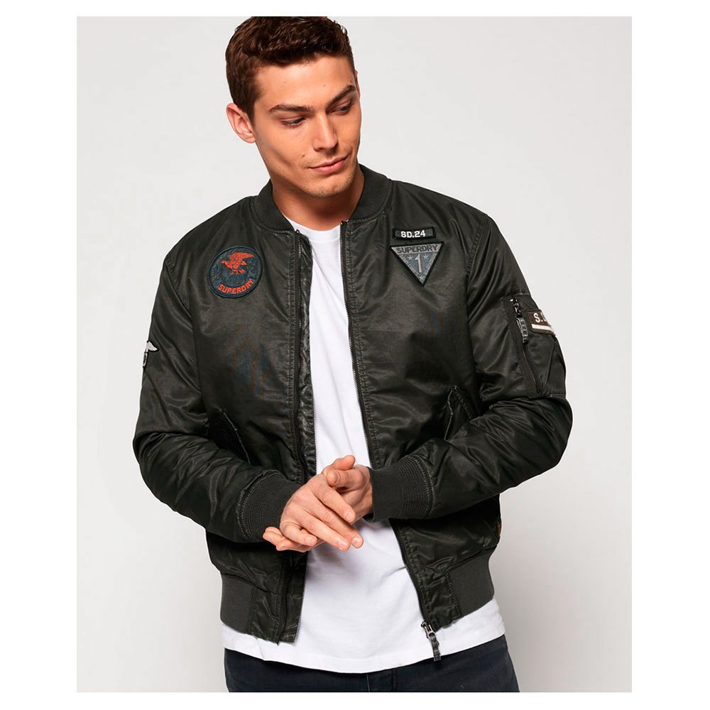 Blousons Superdry Limited Edition Flight Bomber