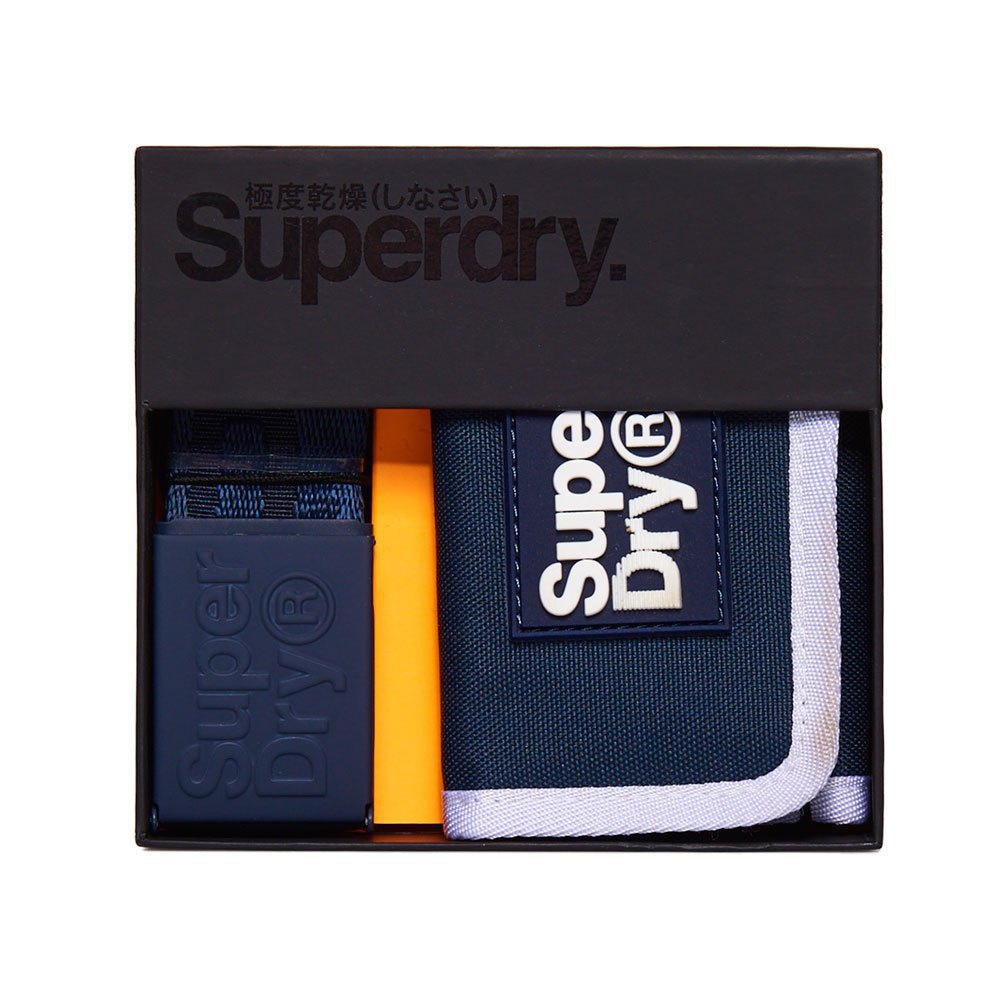 8ecf0804a18d1 Superdry Lineman Gift Set Blue buy and offers on Dressinn