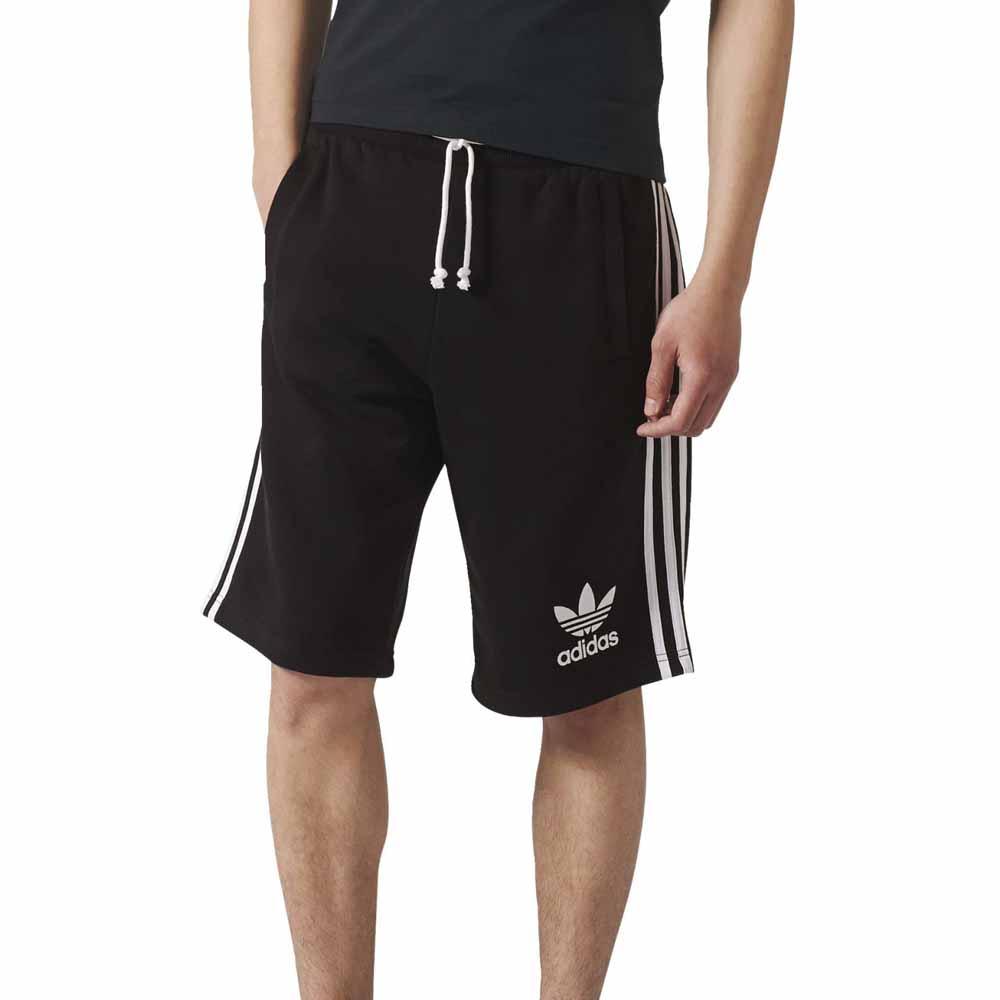 adidas originals 3 Striped Shorts kjøp og tilbud, Dressinn