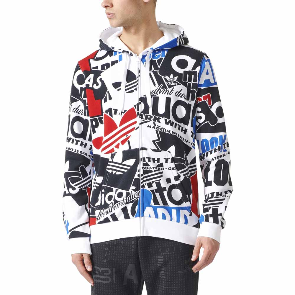 good out x newest collection excellent quality adidas originals Aop Loud Full Zip buy and offers on Dressinn