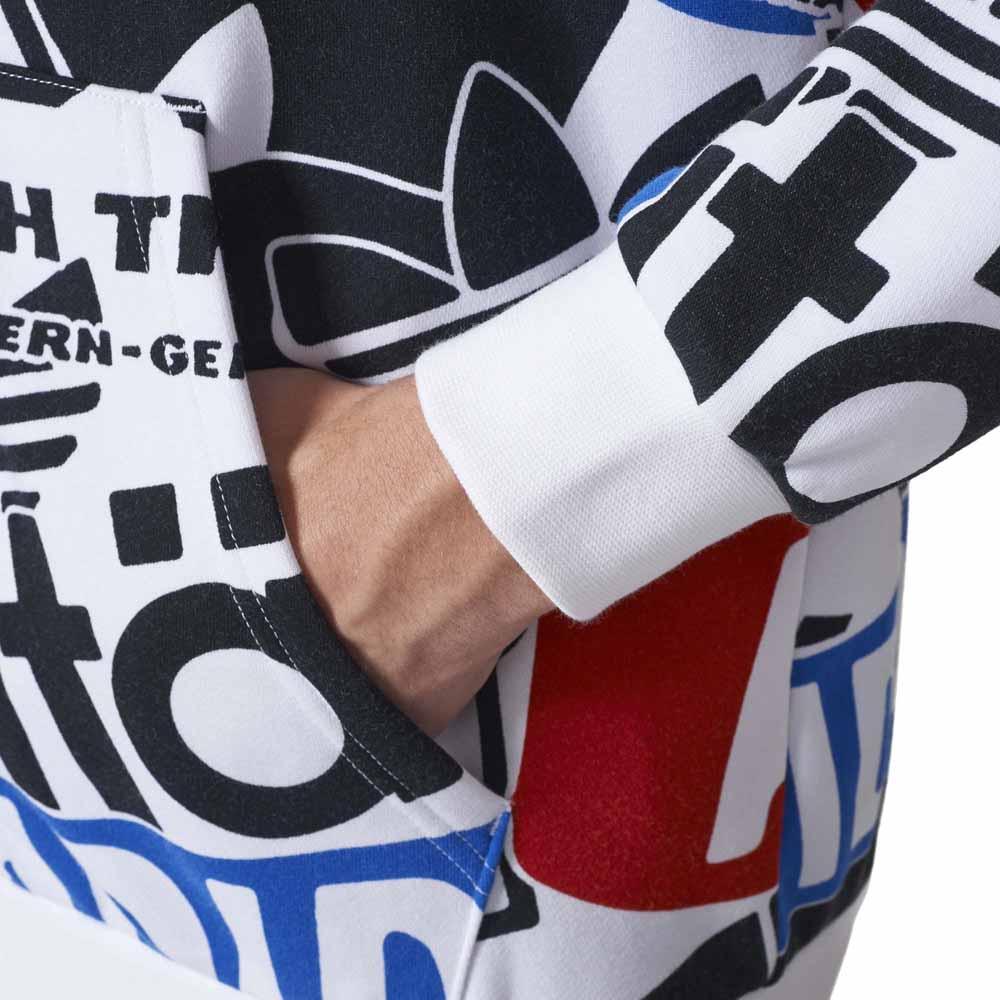 adidas originals Aop Loud Full Zip kup i oferty, Dressinn