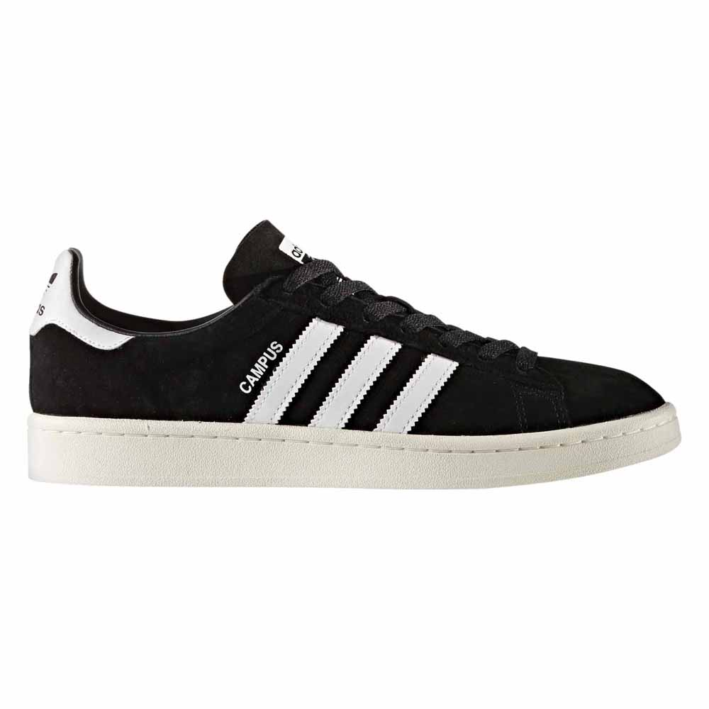 Adidas-originals Campus EU 40 Core Black / Ftwr White / Chalk White