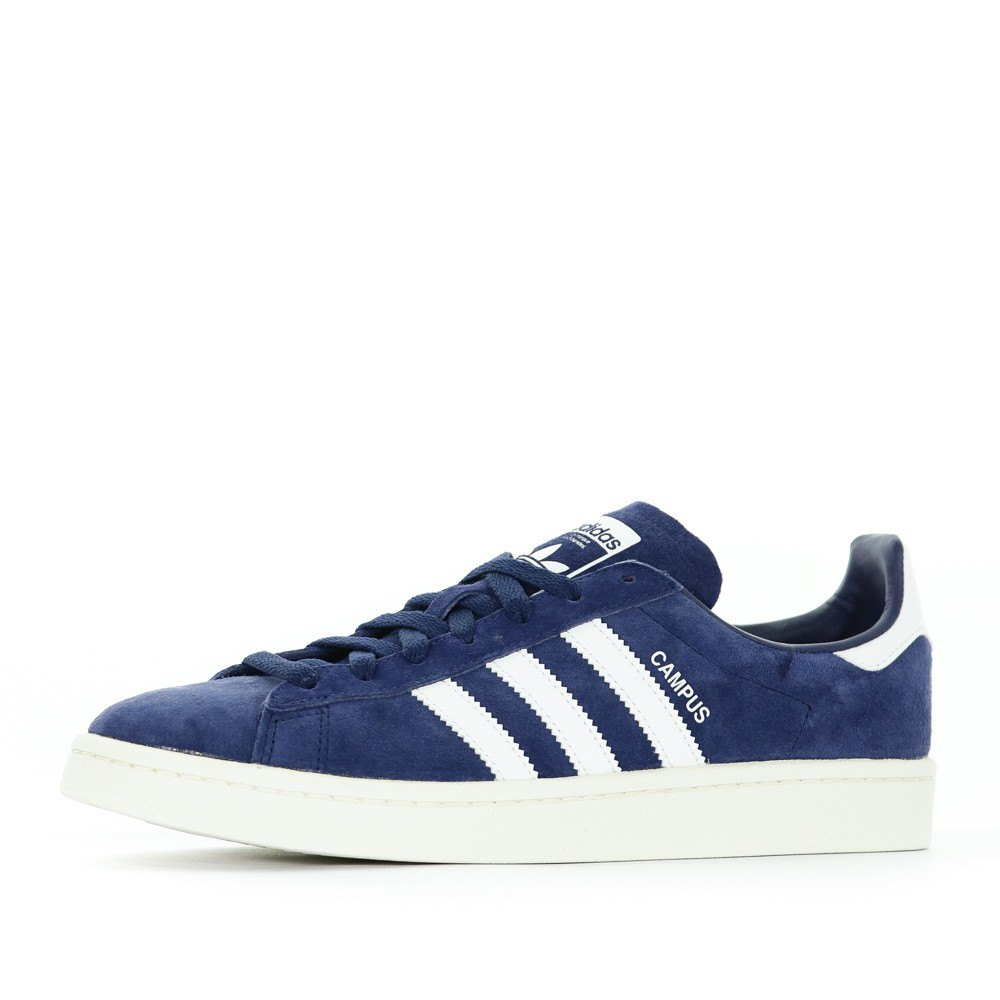 Adidas-originals Campus EU 44 2/3 Dark Blue / Ftwr White / Chalk White