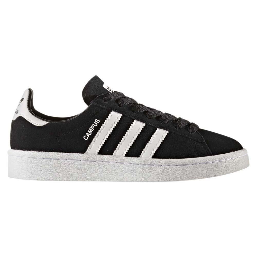72474cf2795 adidas originals Campus J Black buy and offers on Dressinn
