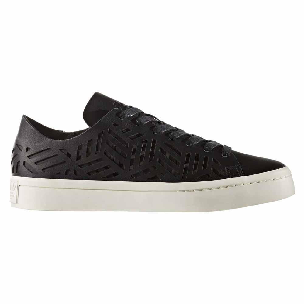 Billigt Adidas Originals Rod Laver Vintage sko Sølv Mænd Sko