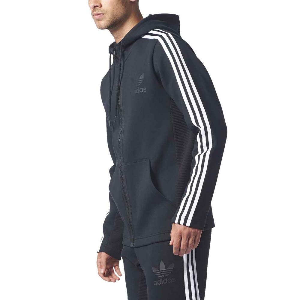 adidas originals Curated Full Zip buy and offers on Dressinn