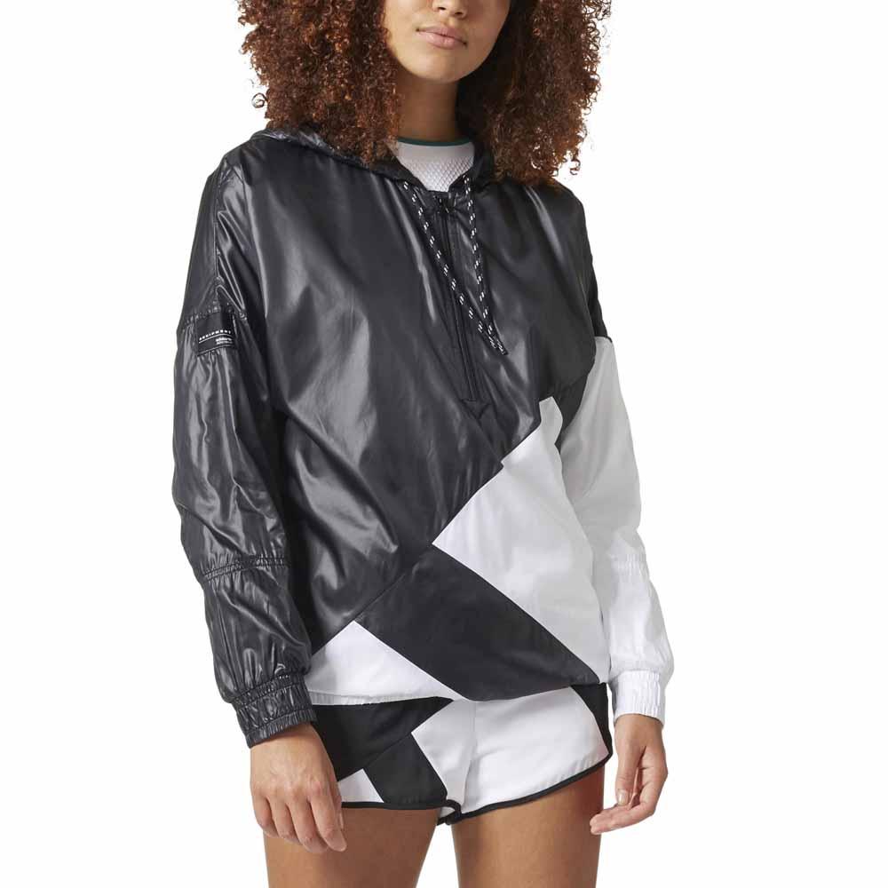 02cb364b adidas originals Eqt Blocked Windbreaker, Dressinn Куртки