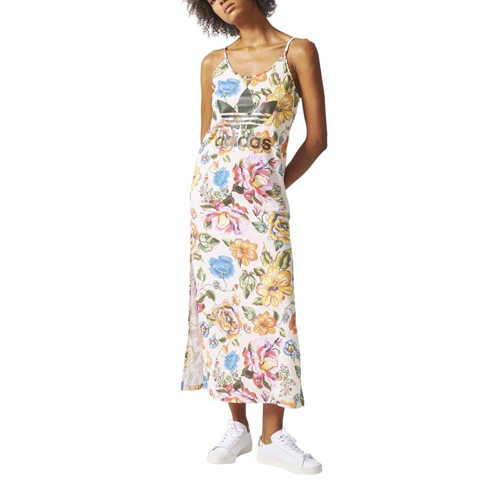 dfc447a3018 adidas originals Floralita Tank Dress buy and offers on Dressinn