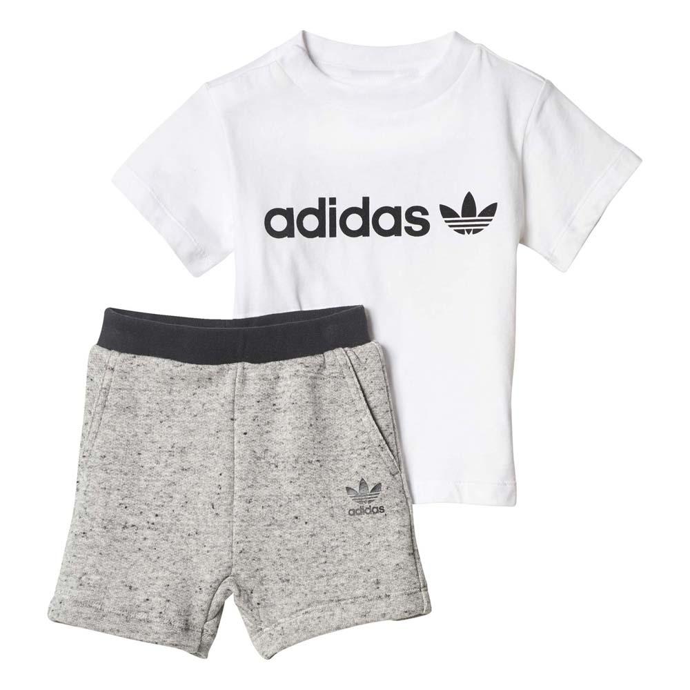 3f616daf adidas originals Trefoil Tee Shorts buy and offers on Dressinn