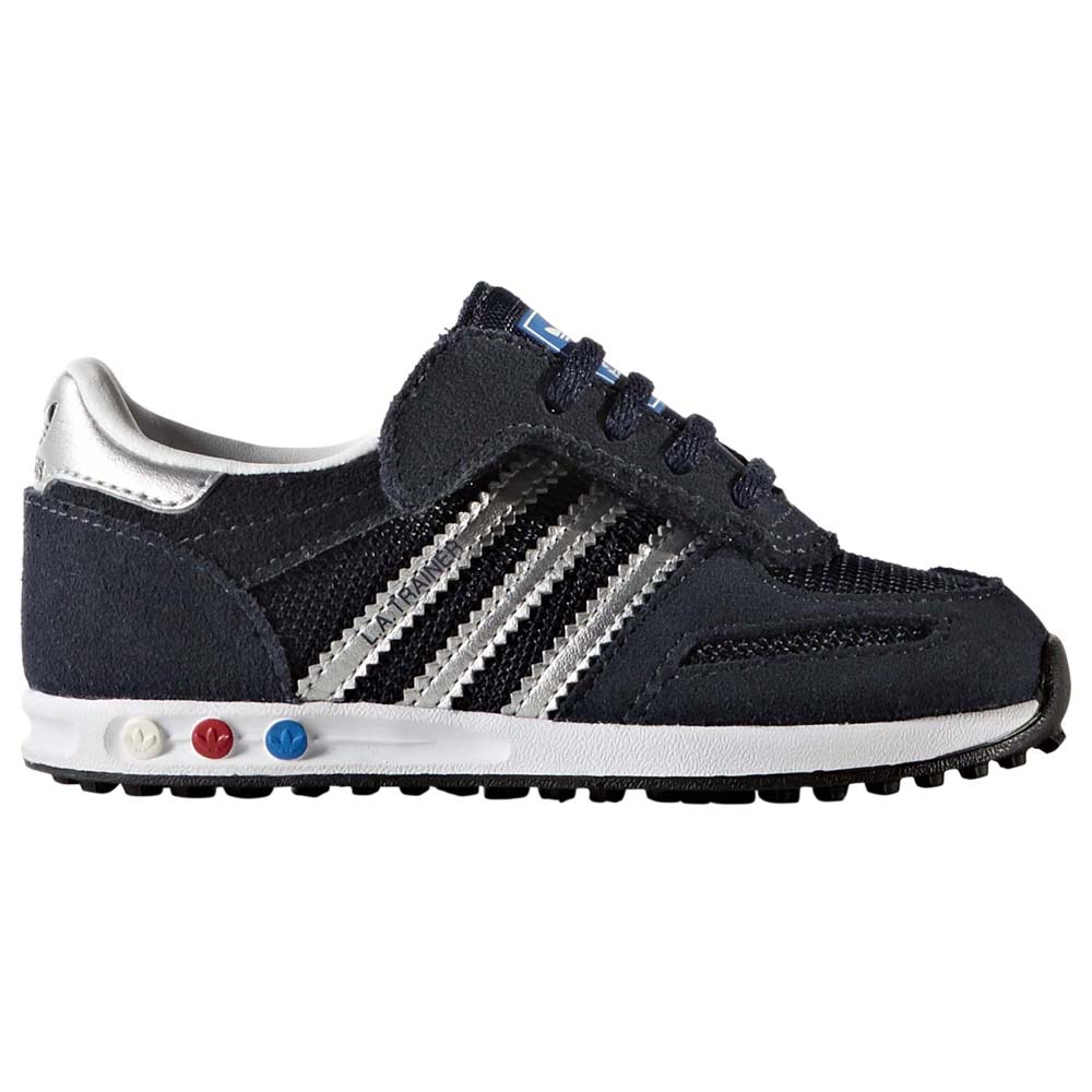 adidas originals la trainer zwart
