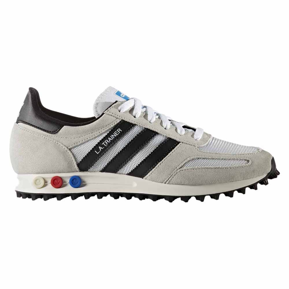 9729d946442 adidas originals LA Trainer Og White buy and offers on Dressinn
