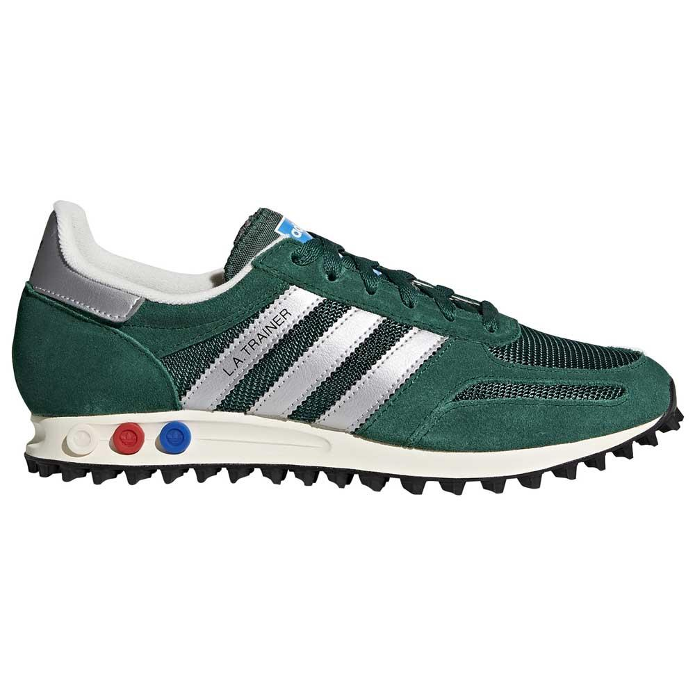 adidas originals LA Trainer Og Green buy and offers on Dressinn
