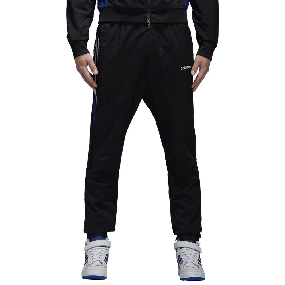 adidas originals St Petersburg Challenger Track Pants Black