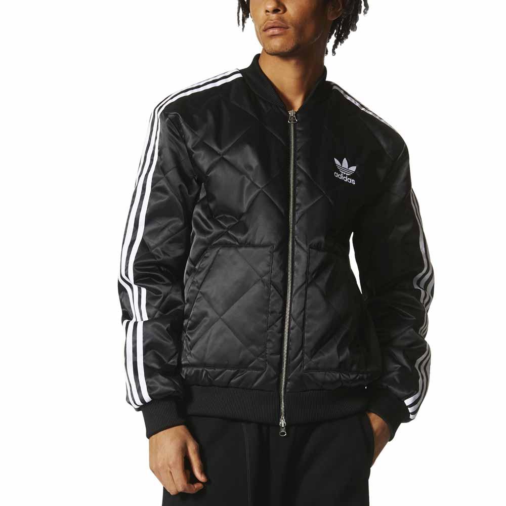 Prisutveckling på Adidas Originals SST Quilted Jacket (Herr