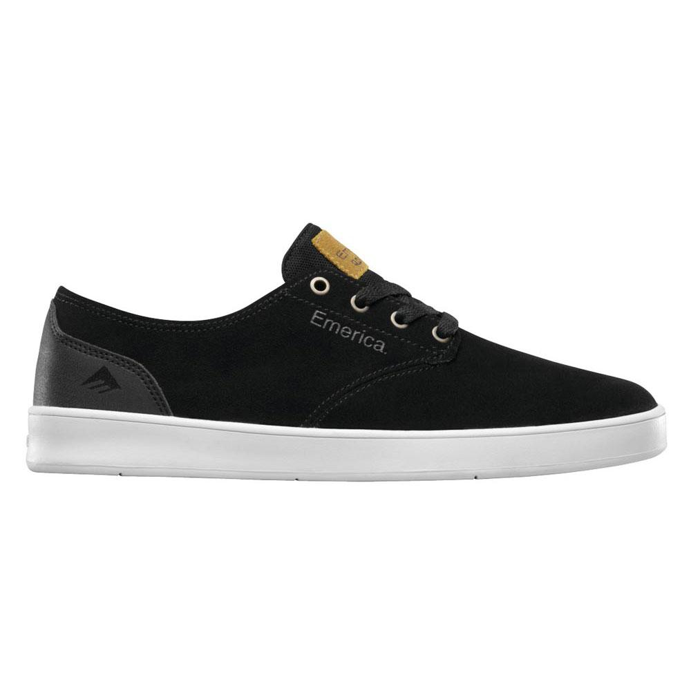 Sneakers Emerica The Romero Laced EU 45 Black / Black / White