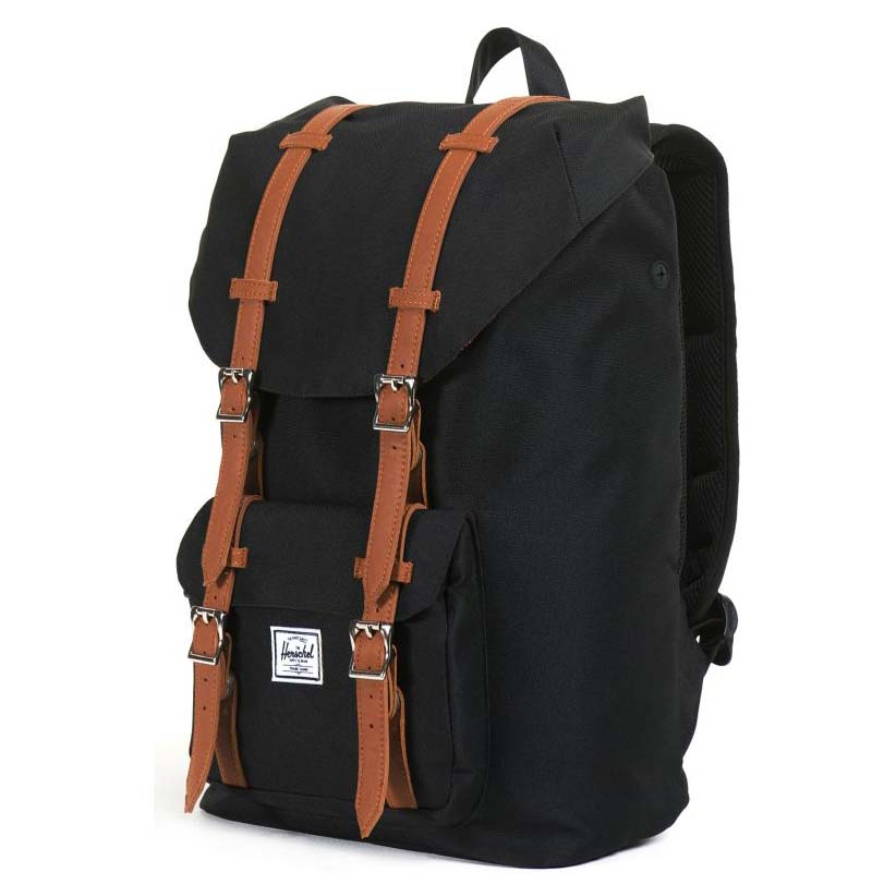 detailed pictures sale online really comfortable Herschel Little America 17L