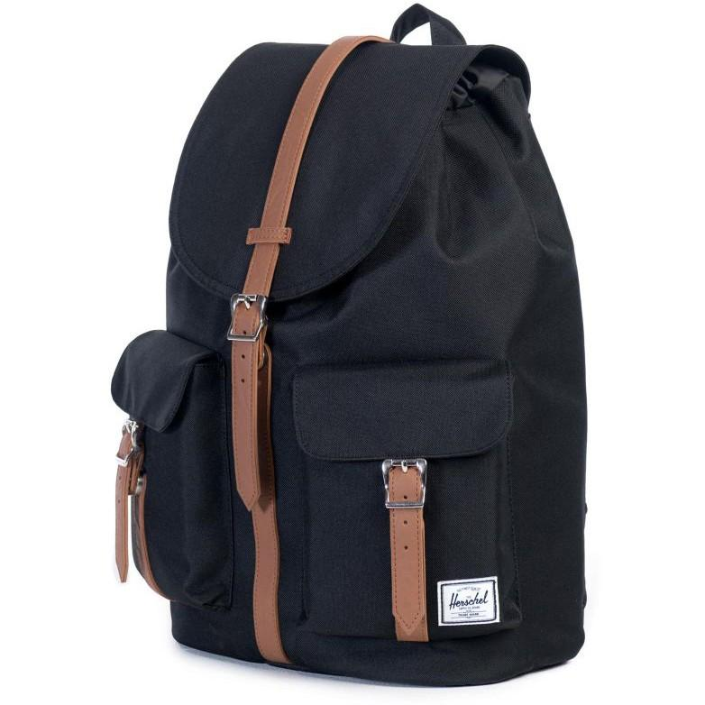 3cadc2db669 Herschel Dawson Black buy and offers on Dressinn