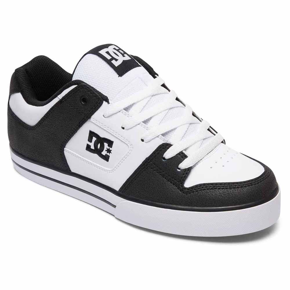 Dc shoes Pure Shoe White buy and offers on Dressinn b9173aa5ce9