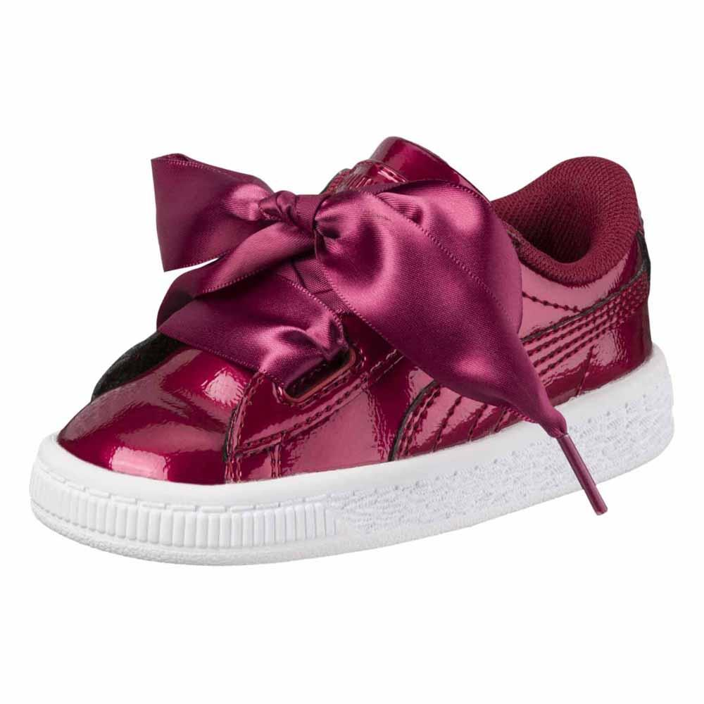 1ad4b861dddca2 Puma select Basket Heart Glam PS Red buy and offers on Dressinn
