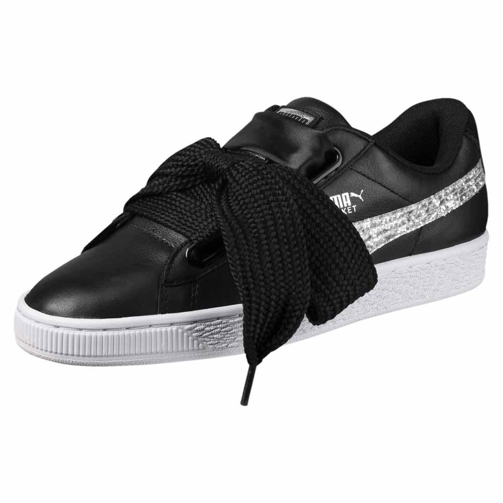 ed1cab141cabfd Puma select Basket Heart Glitter buy and offers on Dressinn