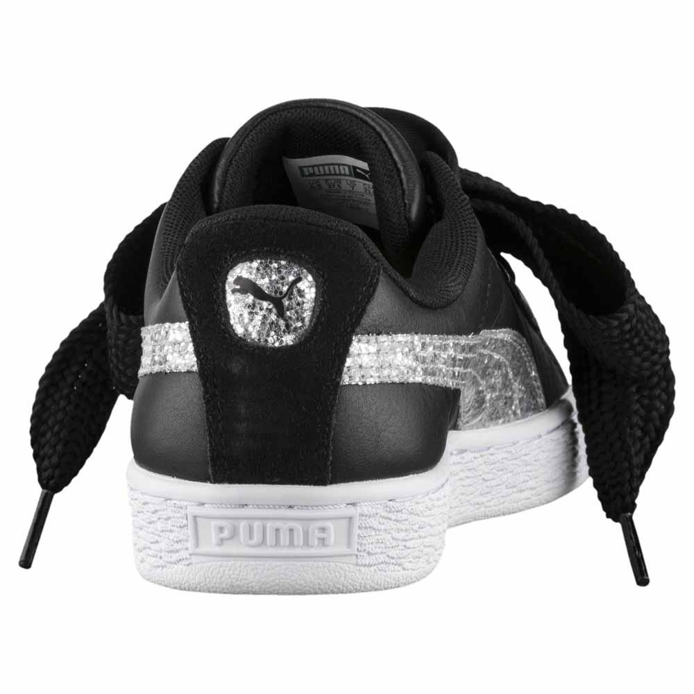 ead48cfff41 Puma select Basket Heart Glitter buy and offers on Dressinn