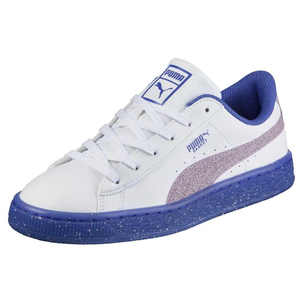 edd05cc11cb2 Puma Basket Iced Glitter 2 buy and offers on Dressinn