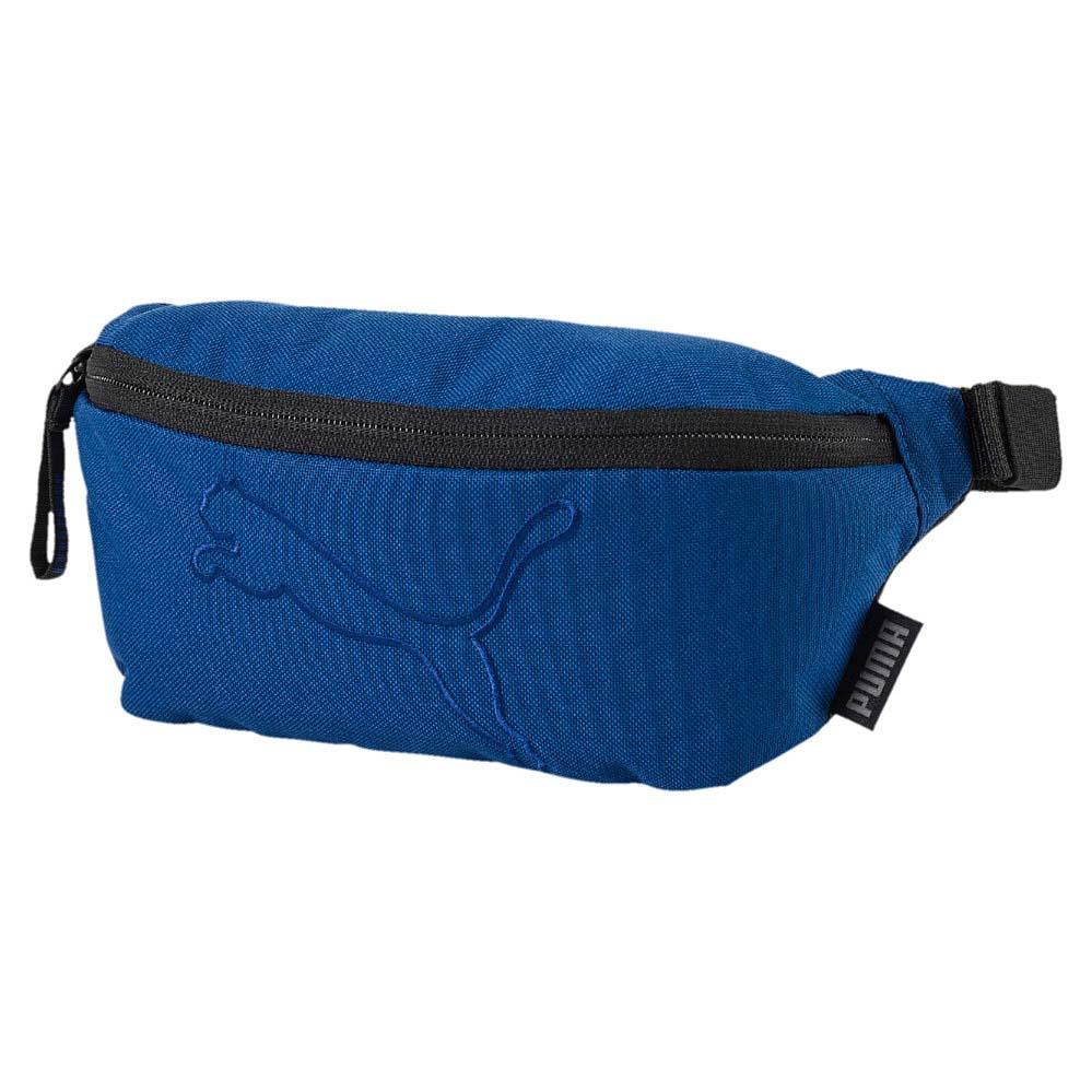 67f4029984d3 Puma Buzz Waist Bag Blue buy and offers on Dressinn