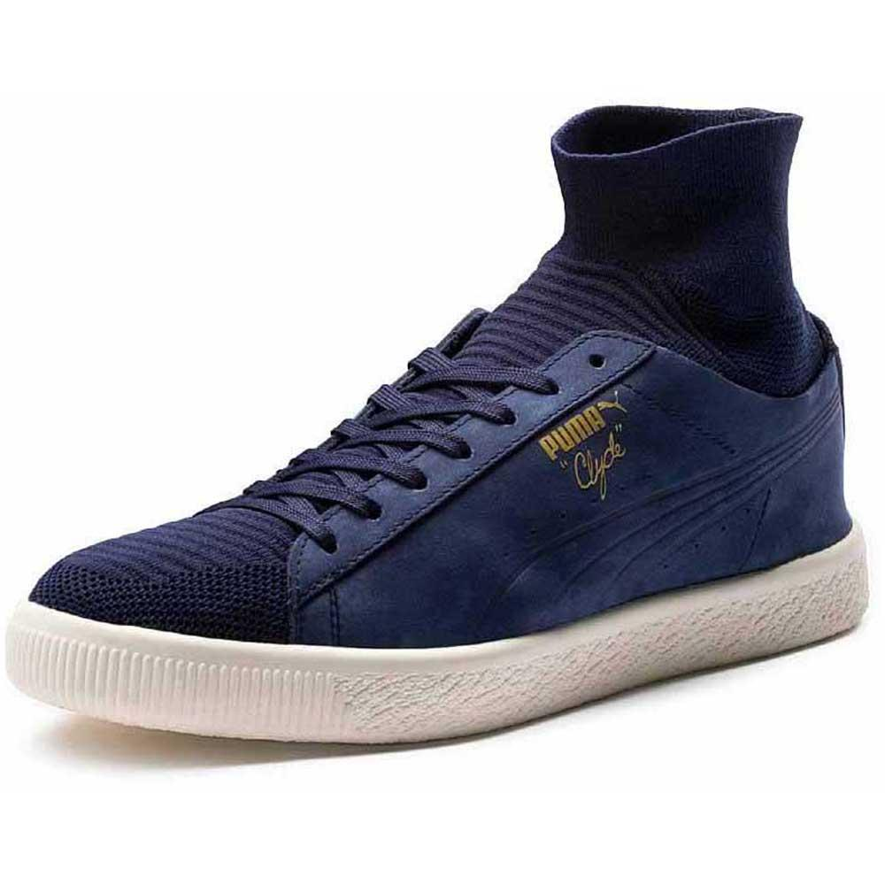 25ee73bbd000 Puma Clyde Sock White buy and offers on Dressinn