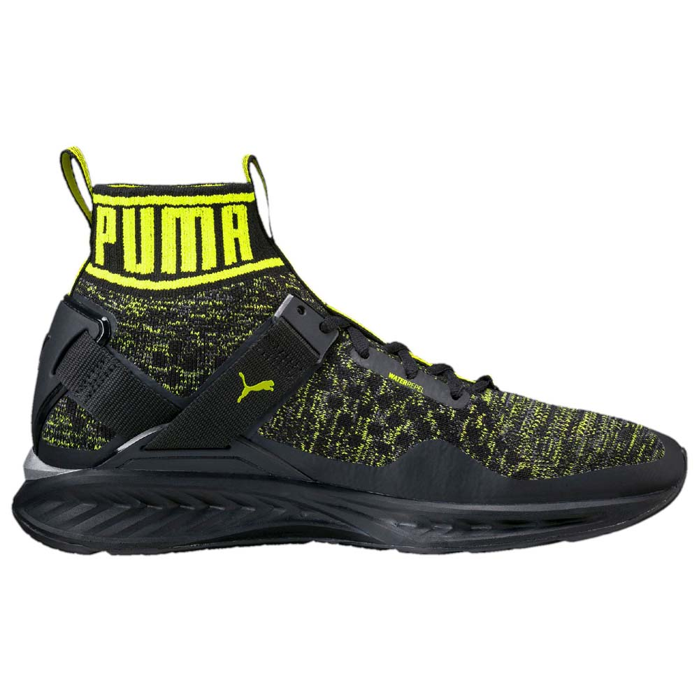 365f168d9add Puma Ignite evoKNIT NC Black buy and offers on Dressinn
