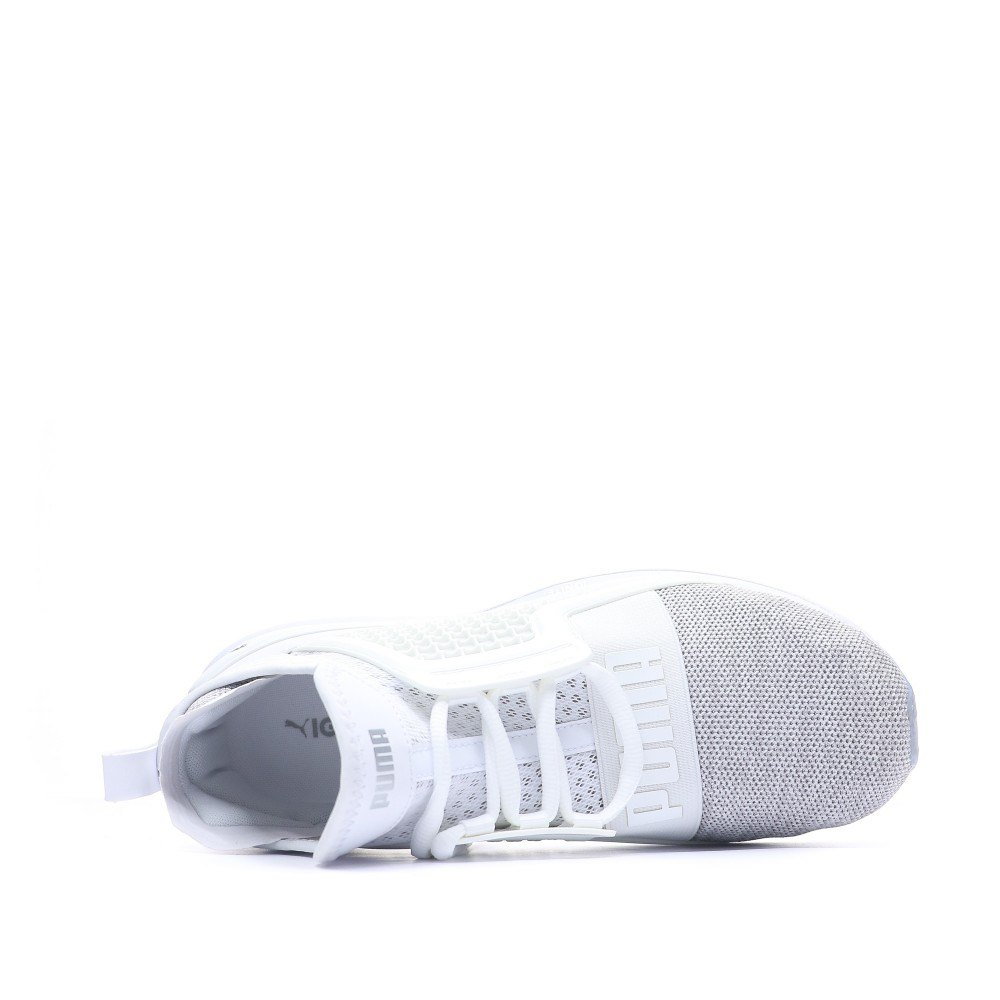 c01dd24d96f Puma select Ignite Limitless Knit White