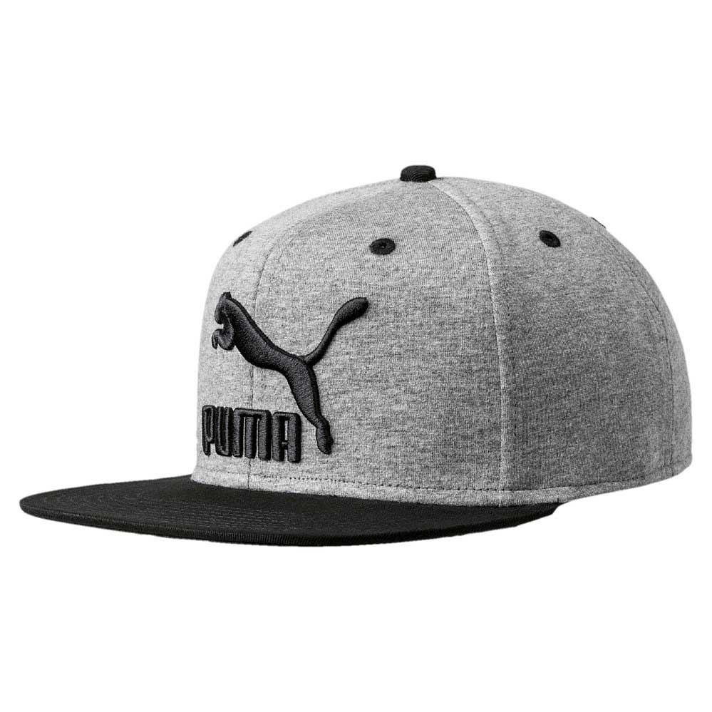 dadbf51ebe7 Puma LS Colourblock Snapback Black buy and offers on Dressinn