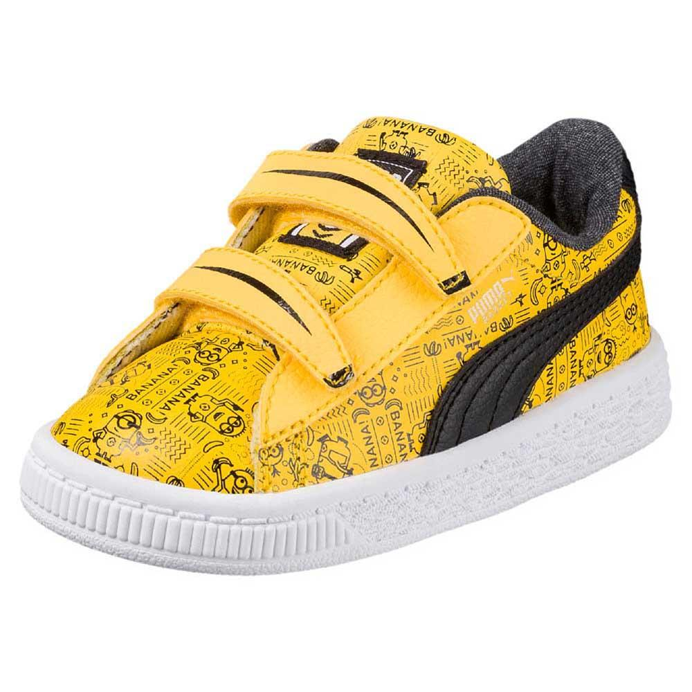 84ba71380c05 Puma Minions Basket V Infant buy and offers on Dressinn